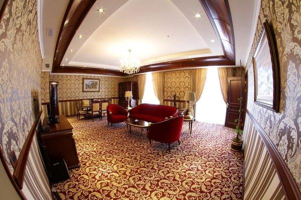 Курортный спа-отель Golden Palace - фото 8