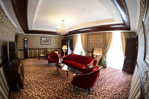Курортный спа-отель Golden Palace - фото 9