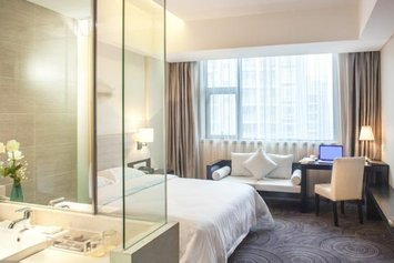 Smart Hotel Hefei Tianehu