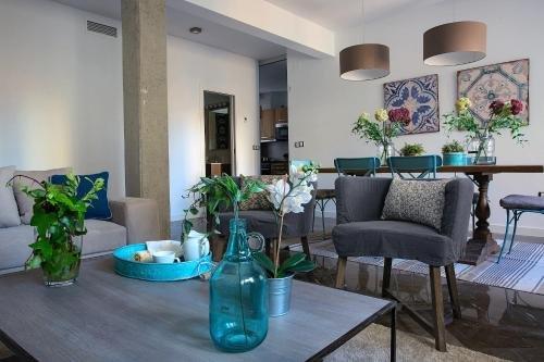 Apartamentos Livin4Malaga Deluxe - фото 11
