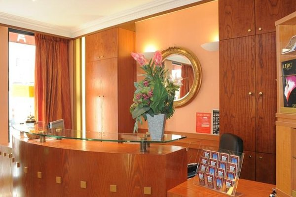 Hotel Gustave - фото 14