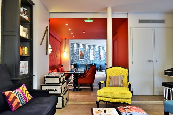 Hotel Gustave - фото 4