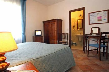 Гостиница «I Briganti di Capalbio», Песция Романа