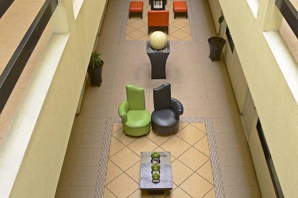 Hotel Esmeraldas - фото 16
