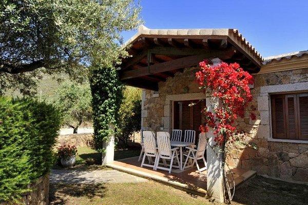 Апартаменты «Residence Li Frauli», Monte Petrosu