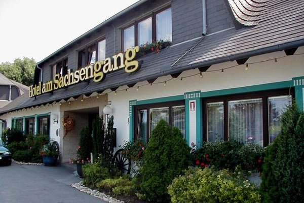 Hotel Am Sachsengang - фото 22