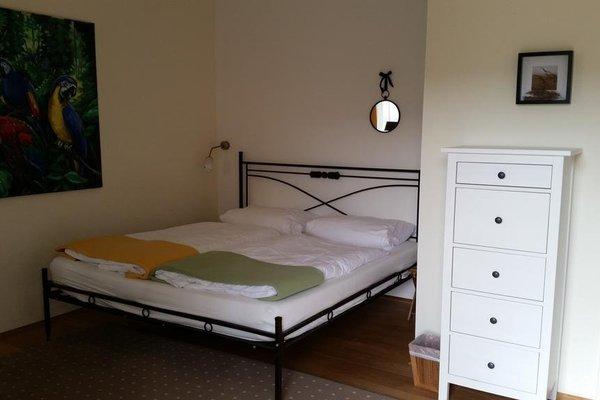 Hotel-Pension Villa Hennes - фото 27