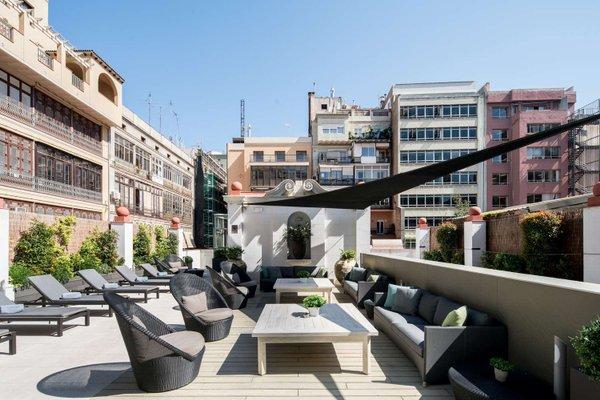Отель Catalonia Passeig de Gracia - фото 26