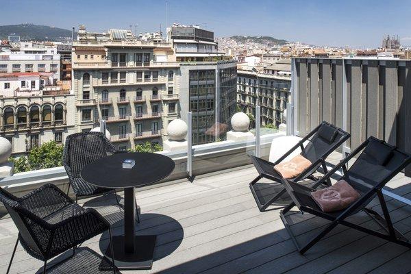 Отель Catalonia Passeig de Gracia - фото 20
