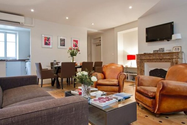 Marais Musee Picasso Luxury 3 Bedroom Apartment - фото 1