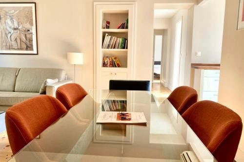 Marais Musee Picasso Luxury 3 Bedroom Apartment - фото 7