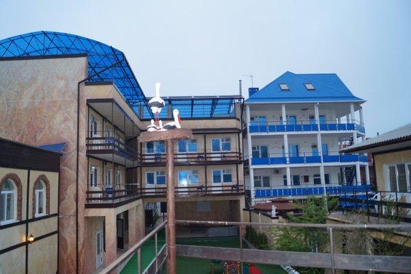 Отель Скала - фото 11