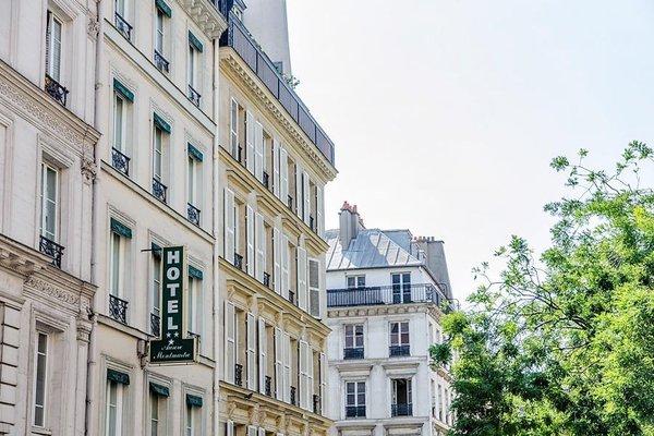Hotel Aurore Montmartre - фото 30