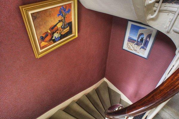 Hotel Aurore Montmartre - фото 18