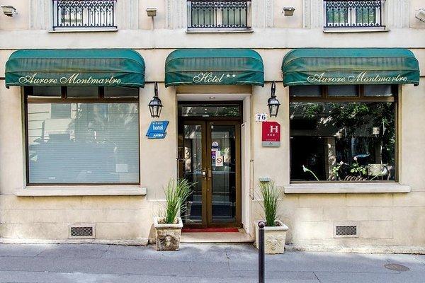 Hotel Aurore Montmartre - фото 21