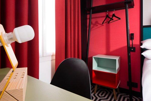 Hotel Aurore Montmartre - фото 5
