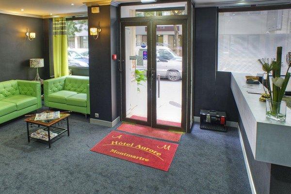 Hotel Aurore Montmartre - фото 7