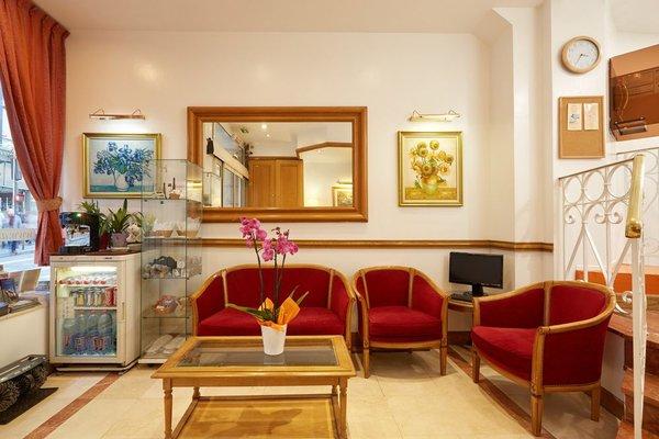 Austin's Saint Lazare Hotel - фото 5