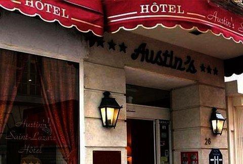 Austin's Saint Lazare Hotel - фото 6