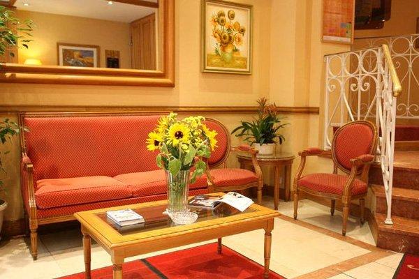 Austin's Saint Lazare Hotel - фото 7