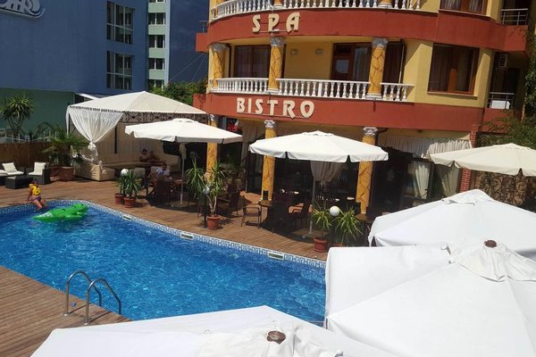 Cantilena Hotel - фото 19