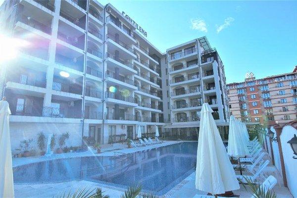 Cantilena Hotel - фото 22