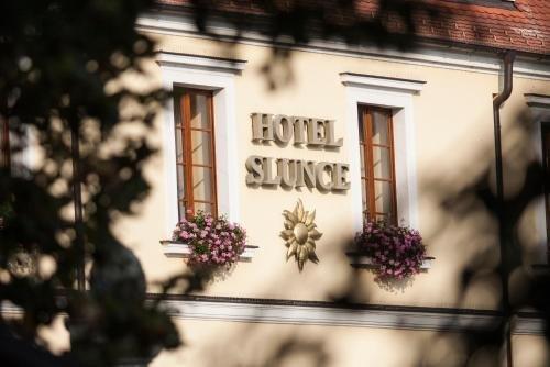 Hotel Slunce - фото 20