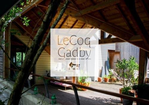 LeCoq-Gadby Hotel Contemporain et Spa - фото 14