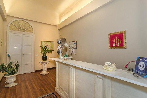 Hotel Galileo - фото 16