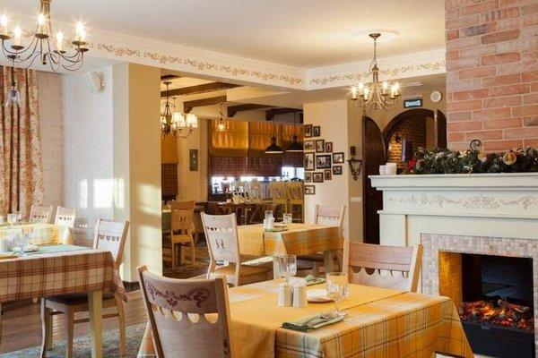 Гостиница Губернская - фото 16