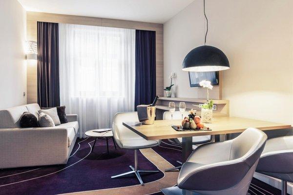 Отель MERCURE Роза Хутор - фото 4