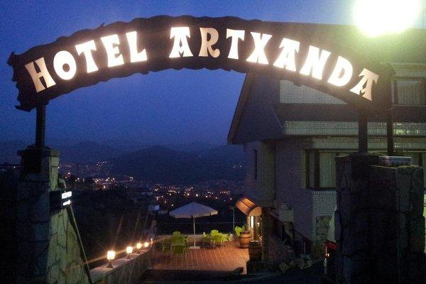 Hotel Artxanda - фото 50