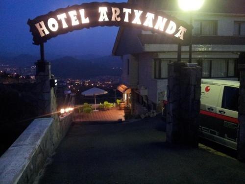 Hotel Artxanda - фото 21