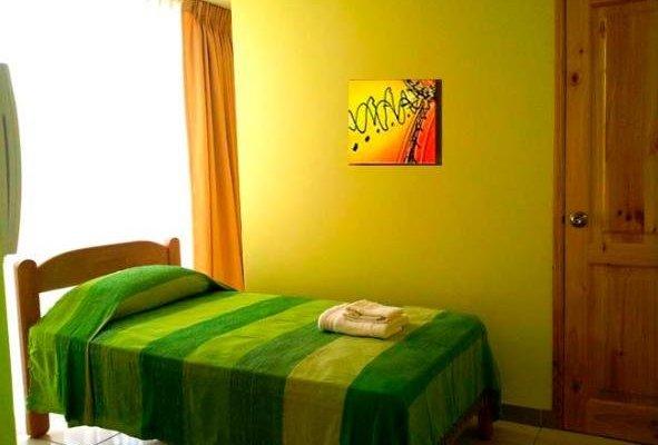 Hotel Sol y Dunas - фото 46