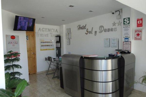 Hotel Sol y Dunas - фото 10