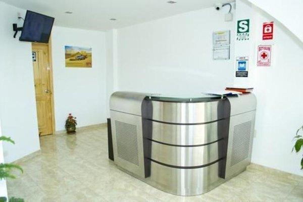 Hotel Sol y Dunas - фото 11