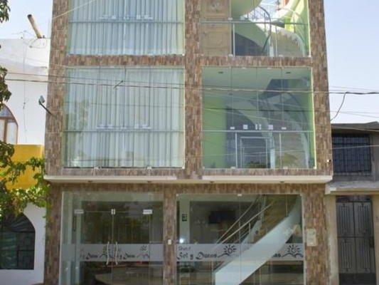 Hotel Sol y Dunas - фото 14