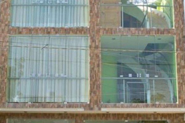 Hotel Sol y Dunas - фото 15