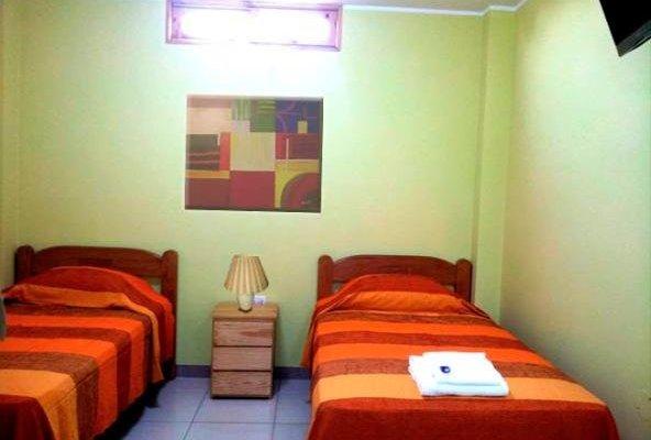 Hotel Sol y Dunas - фото 2