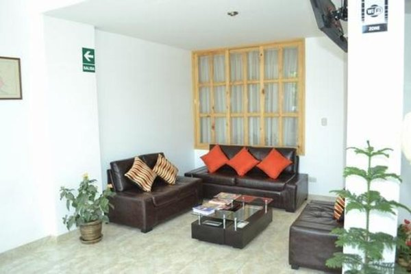 Hotel Sol y Dunas - фото 8