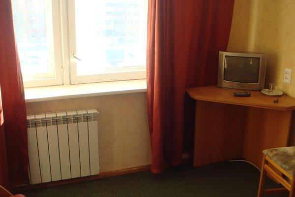 Гостиница Интурист - фото 1