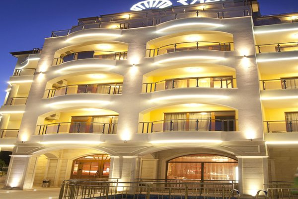 Отель «Aqua View», Золотые пески