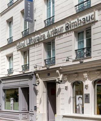 Best Western Hotel Faubourg Saint Martin - фото 4