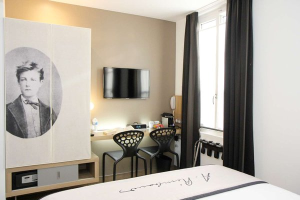 Best Western Hotel Faubourg Saint Martin - фото 1