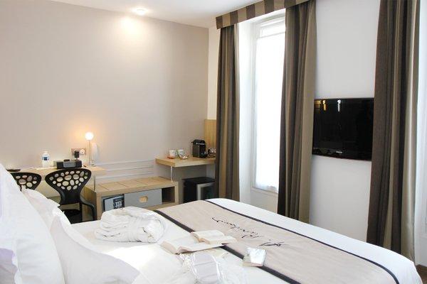 Best Western Hotel Faubourg Saint Martin - фото 2