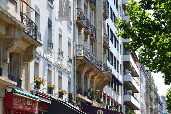 Best Western Hotel Le Montparnasse - фото 50