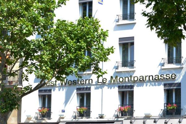 Best Western Hotel Le Montparnasse - фото 22