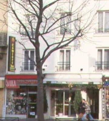 Best Western Hotel Le Montparnasse - фото 23