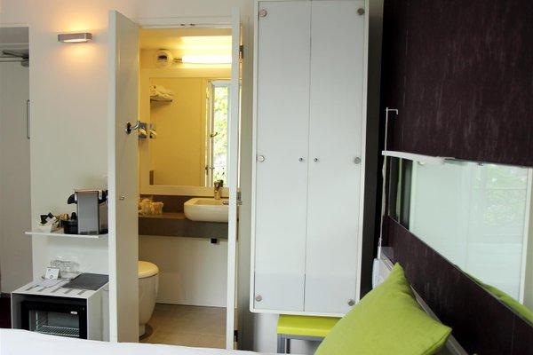 Best Western Hotel Le Montparnasse - фото 6