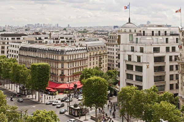 Hotel Barriere Le Fouquet's - фото 23